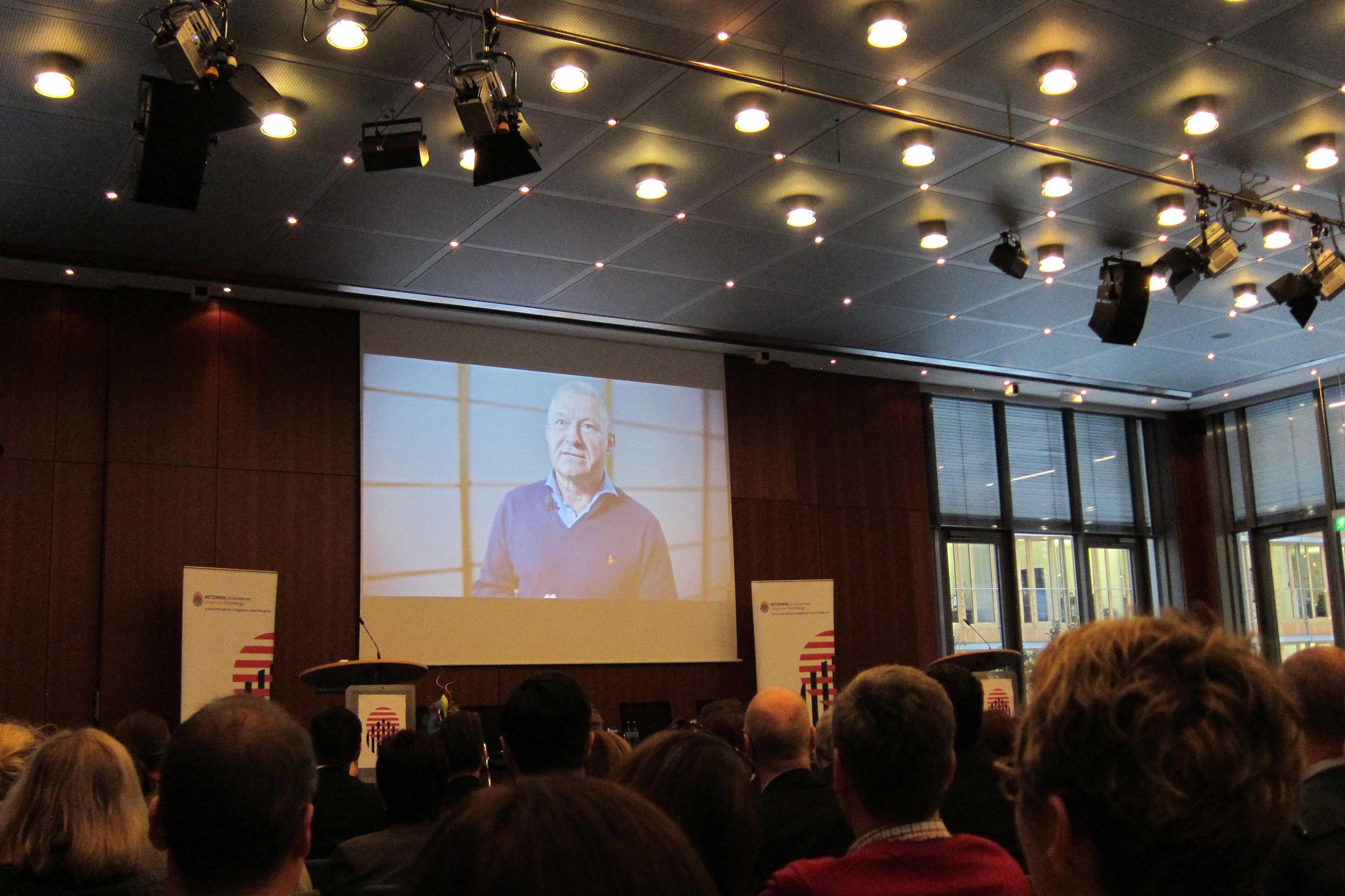 NETZWERK-Tagung In Berlin Zeigt Film über Fahland