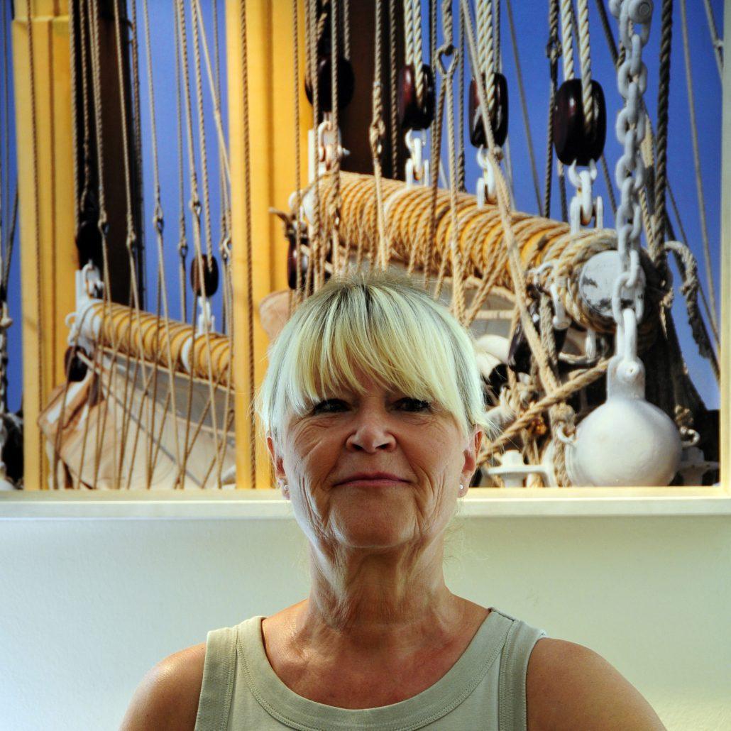 Mit Begeisterung Für Die Kunst: Gundi Gericke
